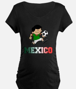 Mexican Soccer Football T-Shirt