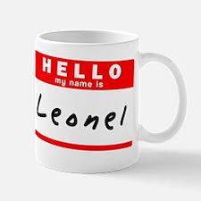 Leonel Mug