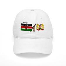 Kenya Baseball Cap