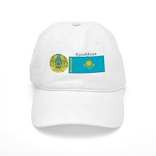 Kazakhstan Baseball Cap