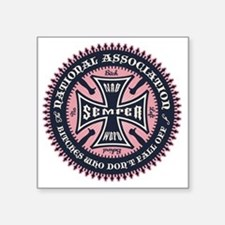 "NABWFO2-T Square Sticker 3"" x 3"""
