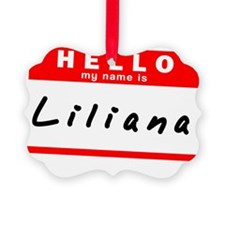 Liliana Ornament