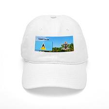 Saint Lucia Baseball Cap