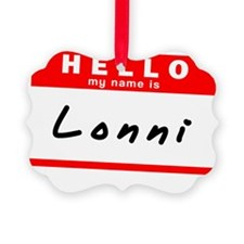 Lonni Ornament