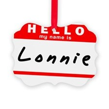 Lonnie Ornament