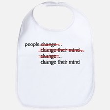 People Change Bib
