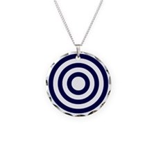 Urantia Trinity Symbol Necklace Circle Charm