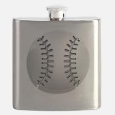 baseballTshirt Flask