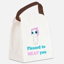 meap Canvas Lunch Bag