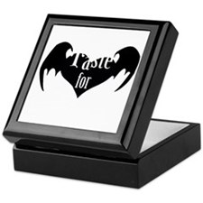 A-Taste-for-Love Keepsake Box