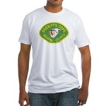 Tehama County Sheriff Fitted T-Shirt