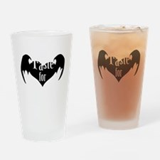 A-Taste-for-Love Drinking Glass