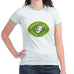Tehama County Sheriff Jr. Ringer T-Shirt