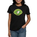 Tehama County Sheriff Women's Dark T-Shirt