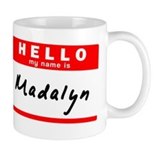 Madalyn Mug