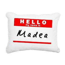Madea Rectangular Canvas Pillow