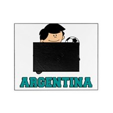 Argentine Football Soccer Picture Frame