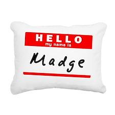 Madge Rectangular Canvas Pillow