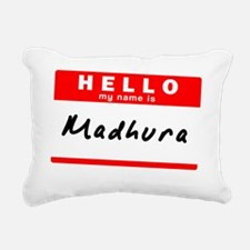 Madhura Rectangular Canvas Pillow