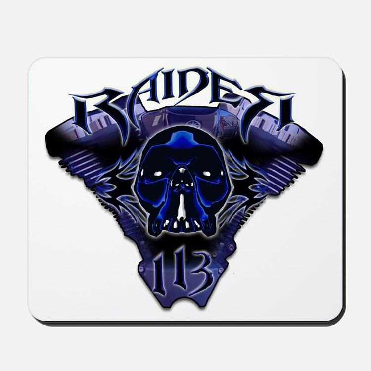 RaiderCafe4 Mousepad