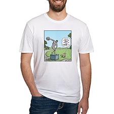 Dog Discus thrower Shirt