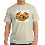Red Leghorn Chicks Light T-Shirt