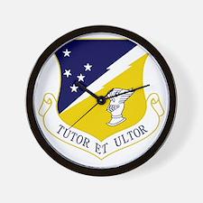 49th FW - Tutor Et Ultor Wall Clock