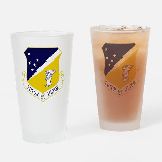 49th FW - Tutor Et Ultor Drinking Glass