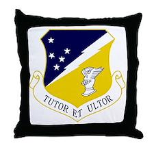 49th FW - Tutor Et Ultor Throw Pillow