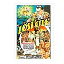 LostCity Postcards (Package of 8)
