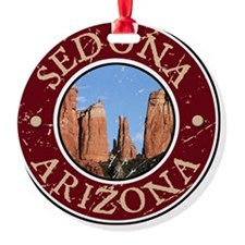 Sedona-Cathedral Ornament