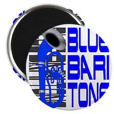 Blue Baritone dk Magnet