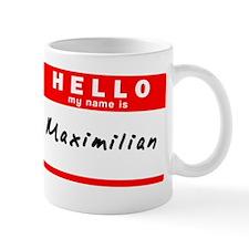 Maximilian Small Mug