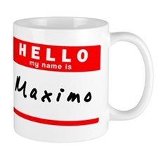 Maximo Mug