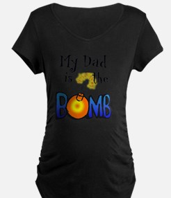 My Dad Is The BOMB-for whit T-Shirt