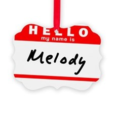Melody Ornament
