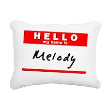 Melody Rectangular Canvas Pillow