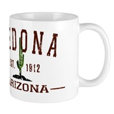 Sedona-Athletic2 Coffee Mug