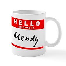 Mendy Mug