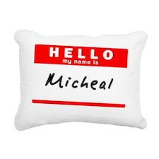 Micheal Rectangular Canvas Pillow