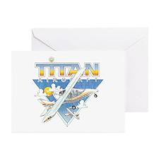 TITAN Greeting Cards (Pk of 10)