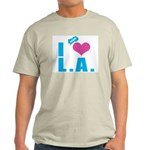 I Love (Heart) L.A. Light T-Shirt