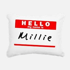Millie Rectangular Canvas Pillow