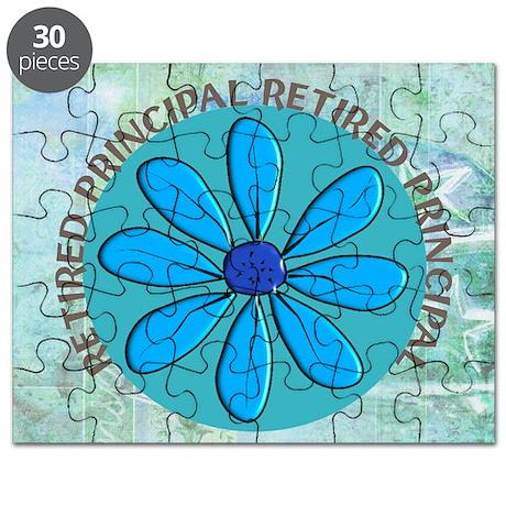 RETIRED PRINCIPAL BLANKET Puzzle
