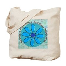 RETIRED PRINCIPAL BLANKET Tote Bag