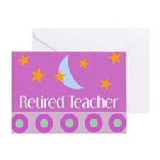 RT blanket 4 Greeting Card