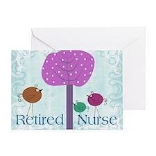 RN blanket 6 Greeting Card