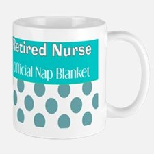 RN blanket 4 Mug