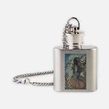The little mermutt Flask Necklace