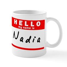 Nadia Mug